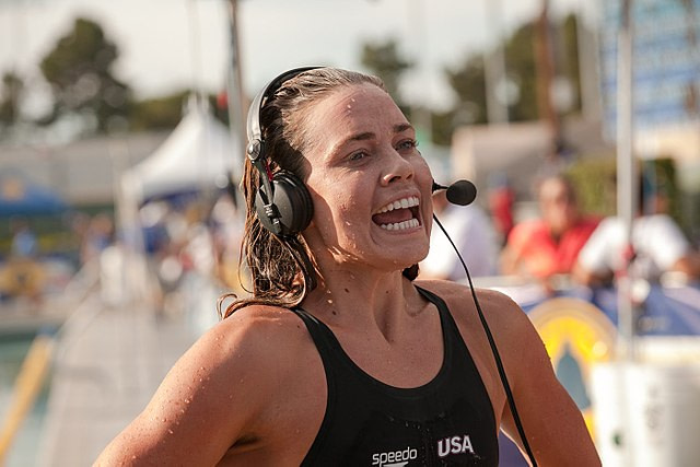 Natalie Coughlin Sexiest women in sport